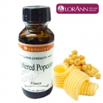 LorAnn Buttered Popcorn Super Strength 1 Oz.(29.5 ml)