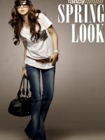 T-SHIRT เสื้อยืดแฟชั่น คอกลม แขนสั้น สีขาว แต่งกระเป๋าเสื้อ ใส่ทำงาน เที่ยว น่ารัก ASIA STREET FASHION