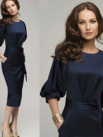 Sexy Women's Summer Casual OL Business Party Evening Cocktail MidiWomen is Fashion Dresses L,,