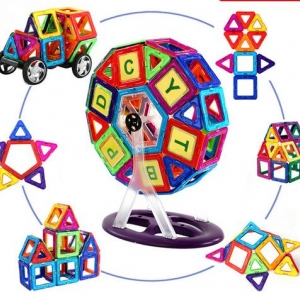 Mag-Building 88 pieces Creative Magnetic Building Toy