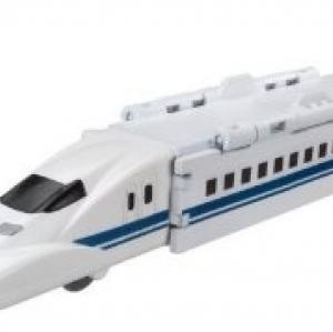 Bandai VooV FT04 Transforming Toy Train รถแปลงร่างรุ่นรถไฟ
