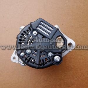 ไดชาร์ท KOMATSU PC200-7 รี3เข็ม PK ฝาเงิน 24V 35A (ใหม่)