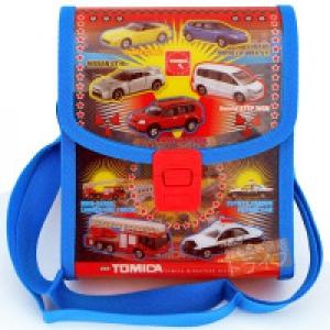 CA005 เซทกระเป๋าระบายสี TOMICA