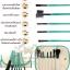 ชุด แปรงแต่งตา 7 ชิ้น Make up for you 7 peices eye makeup brush set thumbnail 2
