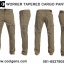 DC WORKER TAPERED CARGO PANTS thumbnail 3