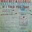 Whitney Houston & George Michael - If I Told You That (Remixes) thumbnail 2