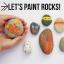 Joan Miro DIY Rock Painting Kit And Book ชุดศิลปะเพ้นท์หิน thumbnail 1