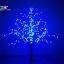ไฟต้นเชอรี่ 1.5 m 480 led สีฟ้า thumbnail 1