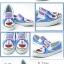 รองเท้าสวม Doraemon thumbnail 2