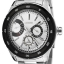 Seiko Men's SNT021 Silver Dial Stainless Steel Watch thumbnail 1