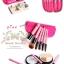 ชุดแปรงแต่งหน้า เซ็ทแปรงแต่งหน้ารุ่นพิเศษ Cerro Qreen six wool makeup brushes sets limited - Pink (6 ชิ้น) thumbnail 3