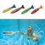 ทุ่นตอปิโด เล่นใต้น้ำ ทุ่นฝึกดำน้ำ ว่ายน้ำ แพ็ค 4 อัน thumbnail 4