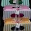 ผ้านาโนเช็ดตัวคละลาย ขนาด 24x48 นิ้ว แพคกล่องลายทางพร้อมโบว์+ป้ายชื่อ (กล่องมีสีชมพู-เขียว-ฟ้า-ส้ม) thumbnail 7