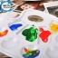 Elliptical palette จานสีศิลปิน thumbnail 1