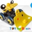 Build and Play ตัวต่อความคิด DIY Forklift thumbnail 3