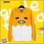 Preorder เสื้อฮู๊ดมีซิป ไข่ขี้เกียจ gudetama thumbnail 5
