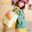 Preorder กระเป๋า เป็ดเหลือง B.Duck Gismo แท้ สีขาว thumbnail 1