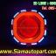 ไฟโปรเจคเตอร์มอเตอ์ไซค์ทรงเหลี่ยมไฟวงแหวนLEDแบบCOB thumbnail 5