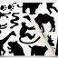 Scratch Cards-Animal Kingdom ชุดศิลปะขูดพร้อม stencil thumbnail 3