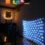 ไฟตาข่าย LED สีฟ้า ขนาดเล็ก thumbnail 2