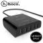Hoco Adapter UH501 Charger USB 5 Port 5A - ที่ชาร์จโทรศัพท์ 5 Port thumbnail 1