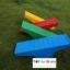Balance Board - Seesaw กระดานหกมหัศจรรย์เสริม sensory การทรงตัวและเคลื่อนไหว - Yellow thumbnail 5