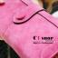 กระเป๋าสตางค์ YADAS พร้อมส่ง สีชมพู แต่งคาดกระดุมแป๊กเก๋ๆ ทรงเรียบหรู ใบยาว DESIGN สุดเก๋ ไฮโซมากๆ thumbnail 7