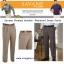 Savane® Pleated Wrinkle-Resistant Dress Pants thumbnail 1
