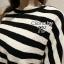 Cliona's made, Autum stripe Oversize Sweater Knit thumbnail 7