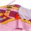 ชุดว่ายน้ำทูพีช เซ็ต 3 ชิ้น สีม่วง เสื้อชั้นในแต่งระบาย ใส่แบบสายคล้องคอเก๋ มาพร้อมผ้าคลุมผืนใหญ่สีโทนม่วง ลายม้าสุดเก๋ ใส่ได้หลายสไตล์ค่ะ thumbnail 9