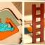 Uncle Wood - 2 layer Jigsaw Puzzle 'Fire Truck' ตัวต่อจิ๊กซอว์ไม้-รถดับเพลิง thumbnail 5