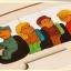 Uncle Wood - 2 layer Jigsaw Puzzle 'School Bus ตัวต่อจิ๊กซอว์ไม้-รถโรงเรียน thumbnail 5
