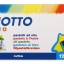 สี OIL PASTEL Giotto OLIO 12 แท่ง แท่งใหญ่สำหรับเด็ก thumbnail 3
