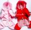 เสื้อกันฝนสุนัข สีแดง thumbnail 4