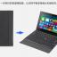 Keyboard Bluetooth มี Touch pad พร้อมเคสพับวางตั้งได้ สำหรับแท็บเล็ต 9-10 นิ้ว thumbnail 1