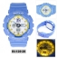 นาฬิกาผู้หญิง CASIO Baby-G รุ่น BA-120-2B Standard Analog Digital Ladies Watch thumbnail 6