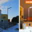 SL02 โคมไฟถนนโซล่าเซลล์อัจฉริยะรุ่น 20W All-in-one solar street light thumbnail 9