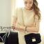 New arrival original import Premium Fabric & Quality Liza pearl jewels stitch Luxury Dress thumbnail 1