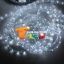 ไฟสายยาง(ท่อกลม) LED 100 m สีขาว thumbnail 5
