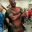 Preorder ชุดคอส Deadpool tights thumbnail 7