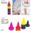 สีเทียนสวมนิ้ว 7 สี Joan Miro Washable Finger Crayon 7 colors thumbnail 6