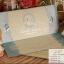 การ์ดแต่งการ์ดแต่งงานแบบมีไส้การ์ด พิมพ์แนวนอน ขนาด 4x8.25 นิ้ว มีทั้งหมด 3 สี คือ สีชมพู รหัส 90101 สีครีม รหัส 90102 สีฟ้า รหัส 90106 thumbnail 3