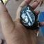 Seiko Men's SSA243 Analog Display Japanese Quartz Black Watch thumbnail 7