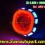ไฟโปรเจคเตอร์มอเตอ์ไซค์ทรงเหลี่ยมไฟวงแหวนLEDแบบCOB thumbnail 2