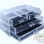 Acrylic Cosmetic Box กล่องอะคิลิคใส รุ่น E-005 thumbnail 2