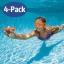 ทุ่นตอปิโด เล่นใต้น้ำ ทุ่นฝึกดำน้ำ ว่ายน้ำ แพ็ค 4 อัน thumbnail 3