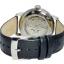 Seiko SSA233K1 Automatic Mens Black Dial Black Leather Band Watch thumbnail 7