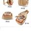 Peorder กระเป๋าสะพาย Messenger Bag Shimazake thumbnail 2