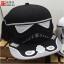Preorder หมวก Stormtrooper snapback ดำ thumbnail 1