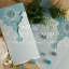 การ์ดแต่งงานพร้อมไส้การ์ด ขนาด 4x8.25 นิ้ว มีทั้งหมด 3 สี คือ สีชมพู รหัส 90211 สีฟ้า รหัส 90216 สีเขียว รหัส 90218 thumbnail 9